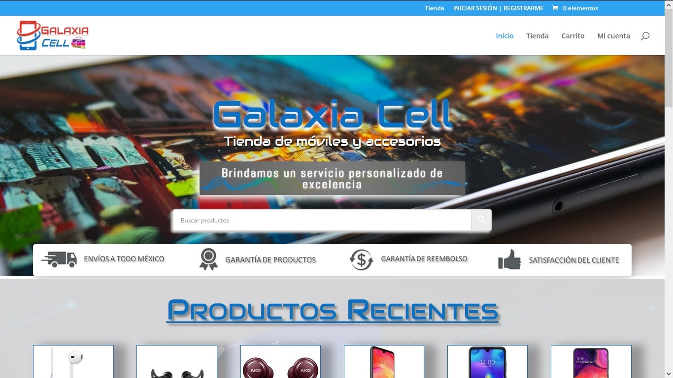 Galaxia cell