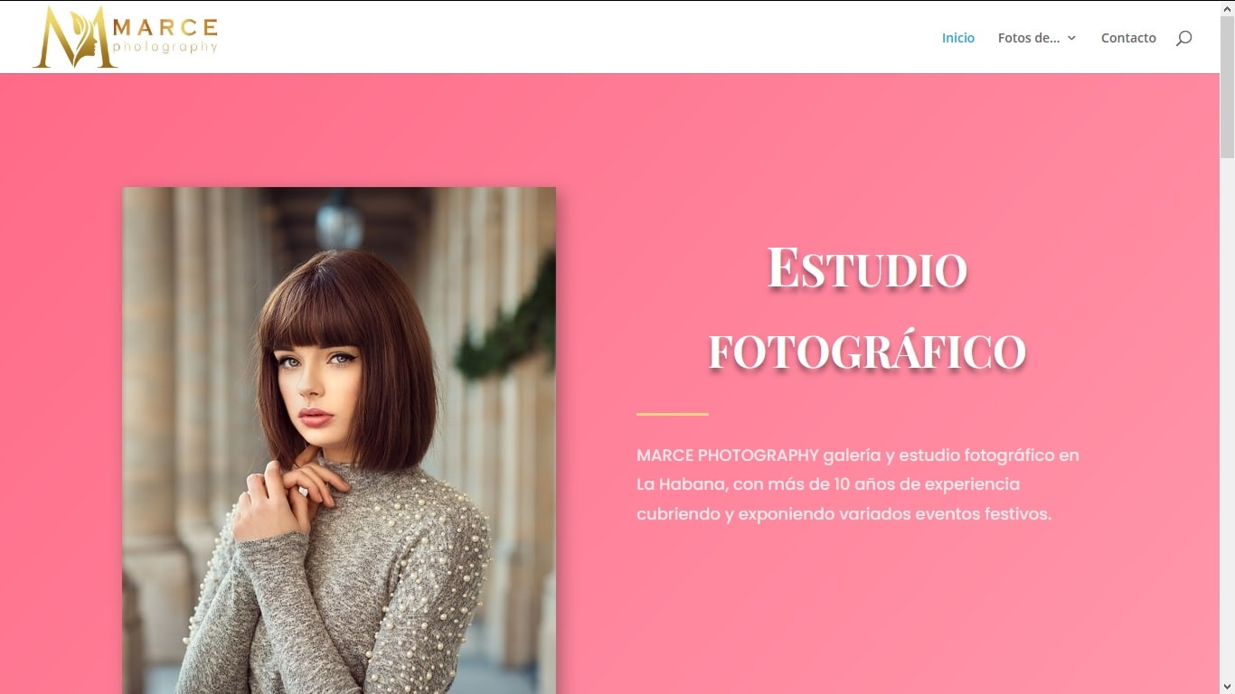 Web marece Photography