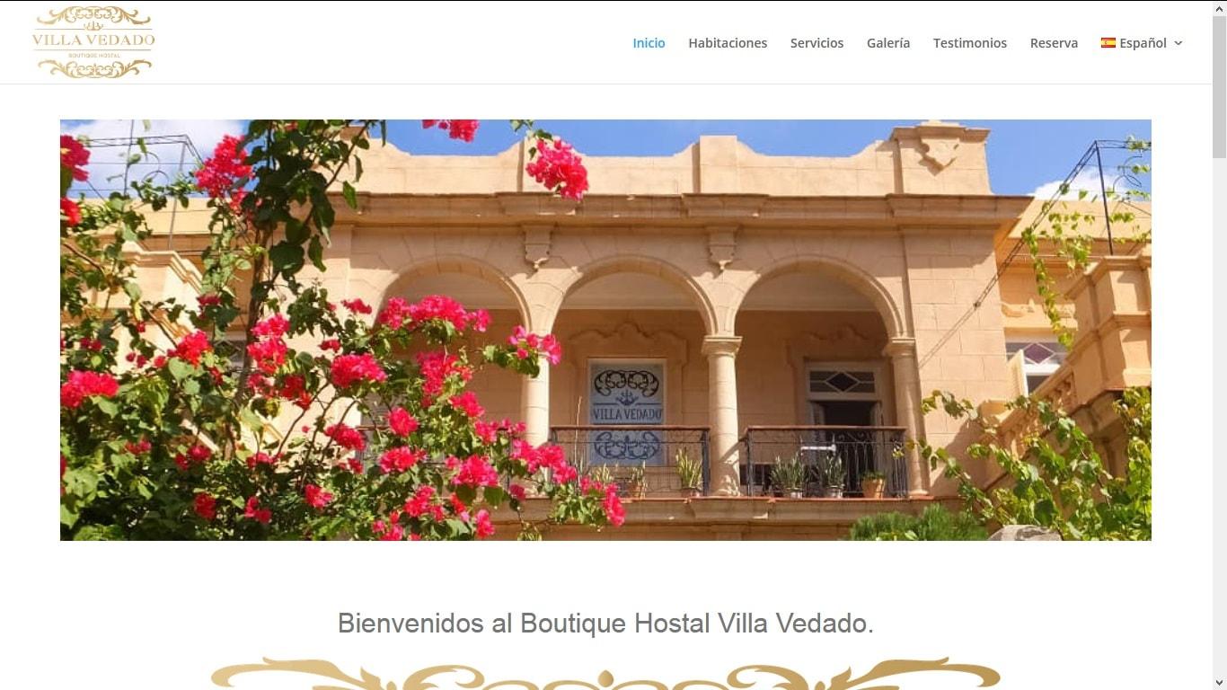 Villa-Vedado